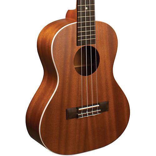 Lanikai LU22TS All Mahogany Tenor Ukulele with Slotted Headstock (Limited Edition) thumbnail