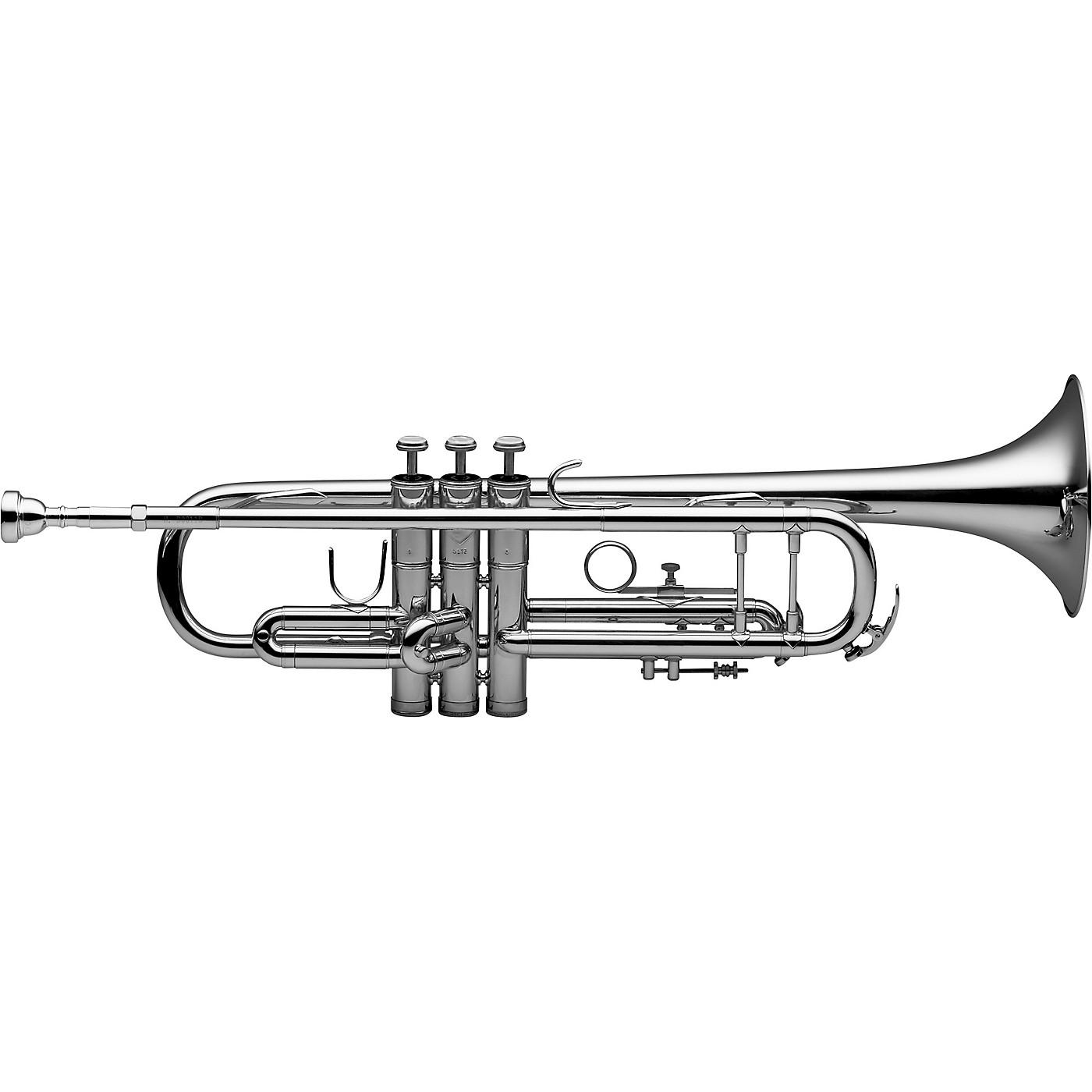 Levante LV-TR4201 Bb Intermediate Trumpet - Silver Plated thumbnail