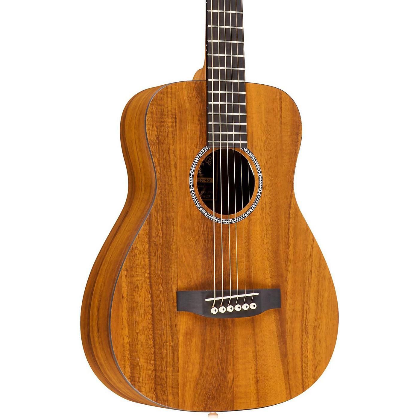 Martin LX Koa Little Martin Acoustic Guitar thumbnail