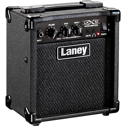 Laney LX10 BK 10W 1x5 Guitar Combo Amp thumbnail