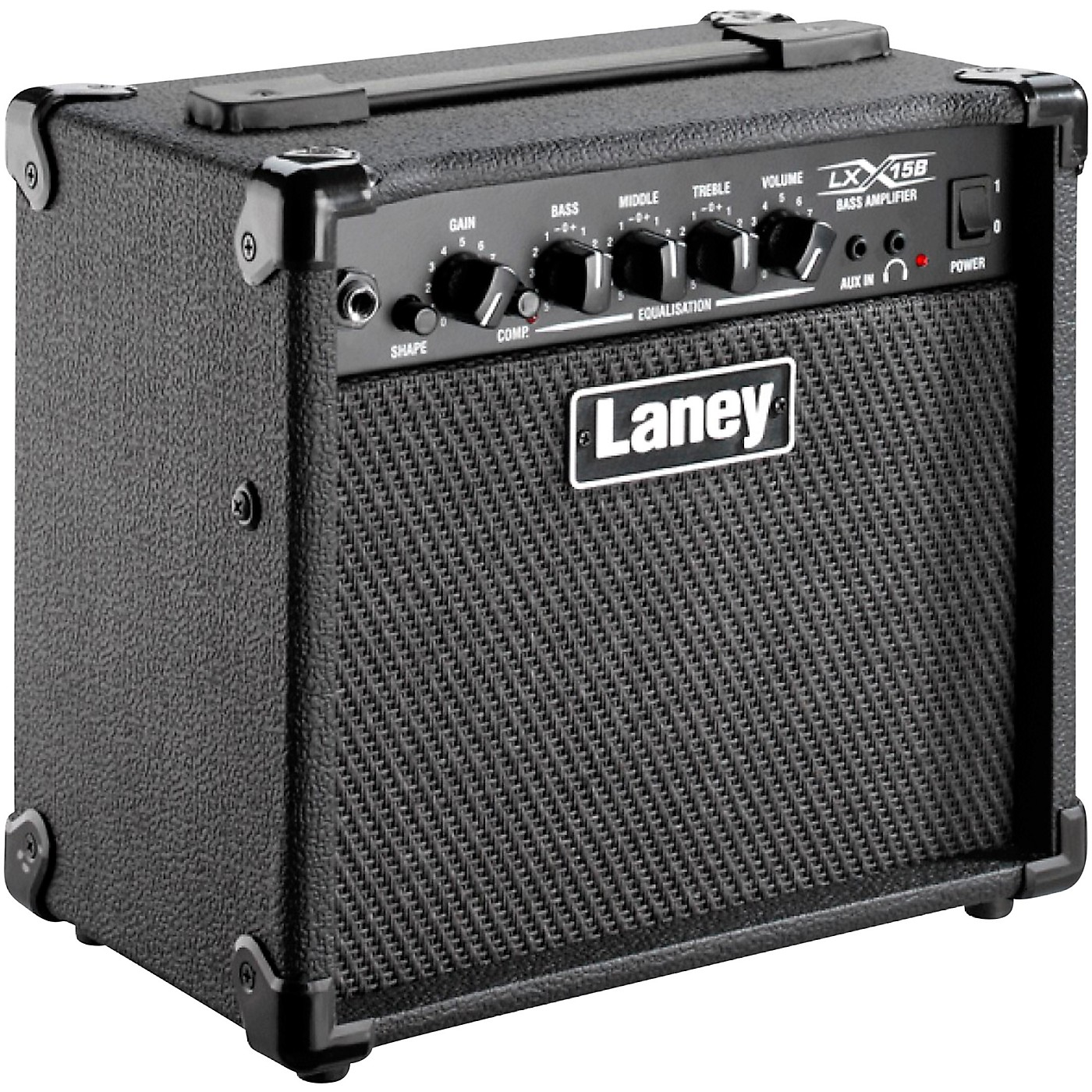 Laney LX15B 15W 2x5 Bass Combo Amp thumbnail