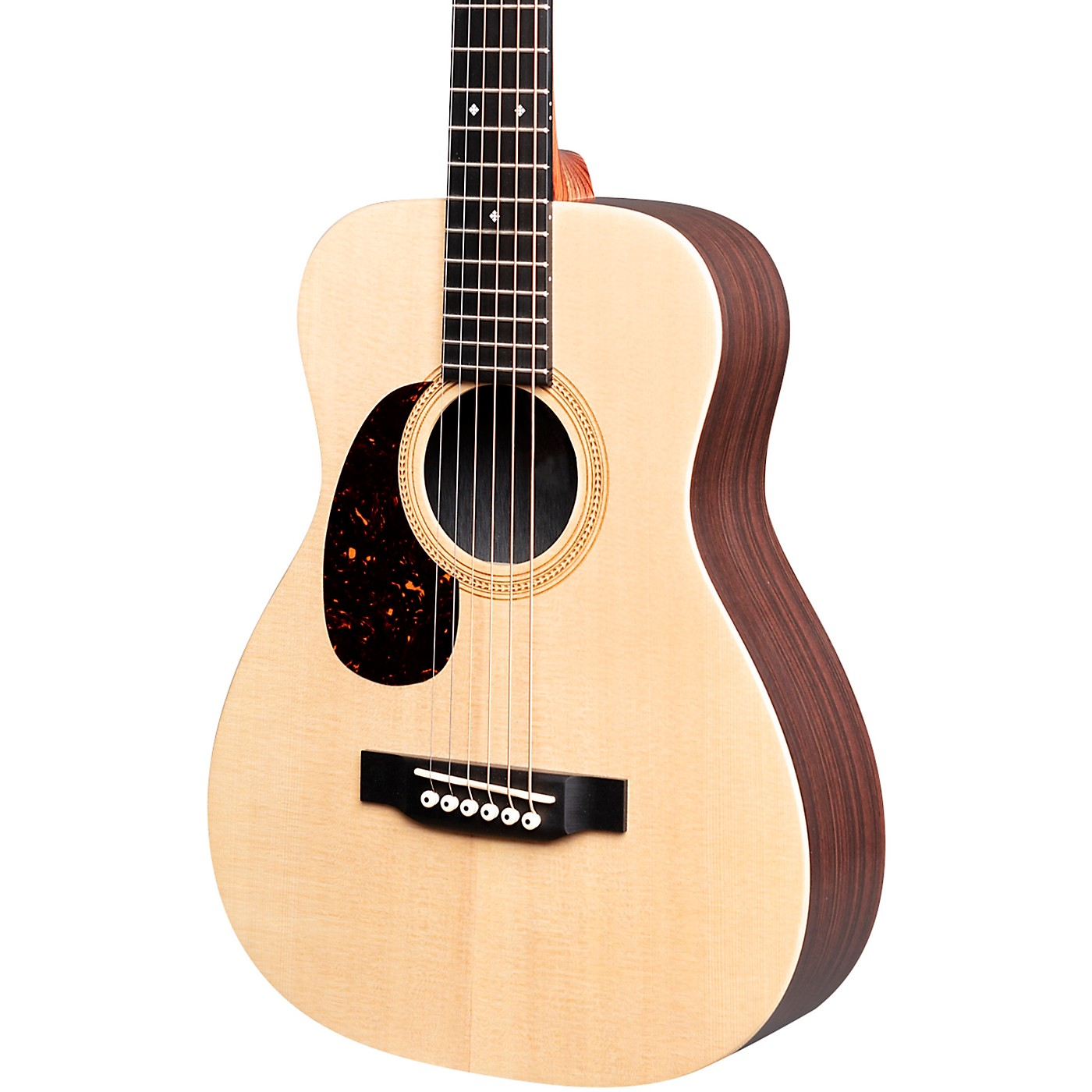 Martin LX1REL X Series Little Martin With Rosewood HPL Left-Handed Acoustic-Electric Guitar thumbnail