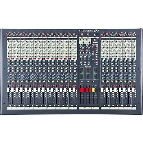 Soundcraft LX7ii 24-Channel Mixer thumbnail