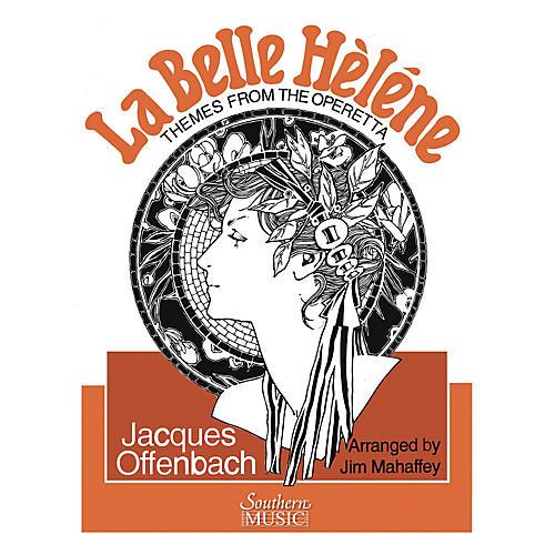 Southern La Belle Helene (European Parts) Concert Band Level 3 Arranged by Jim Mahaffey thumbnail
