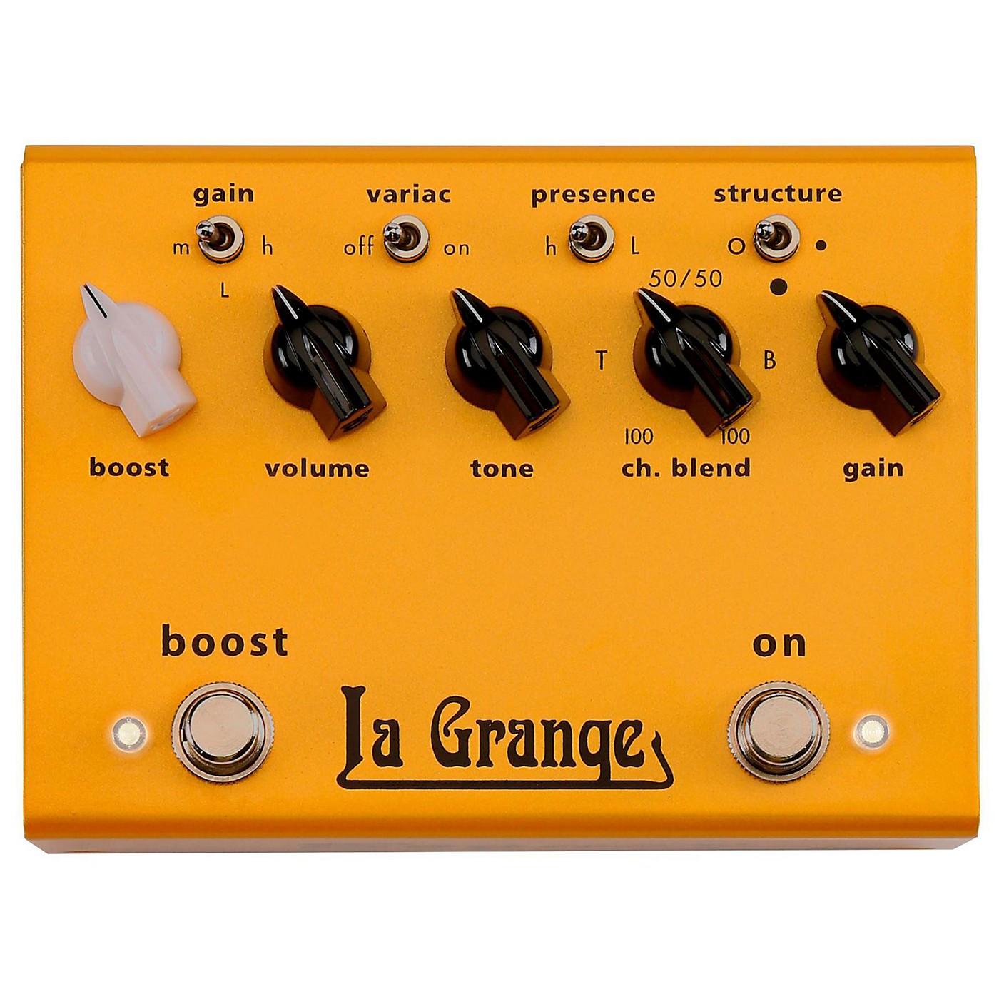 Bogner La Grange Overdrive + Boost Guitar Effects Pedal thumbnail