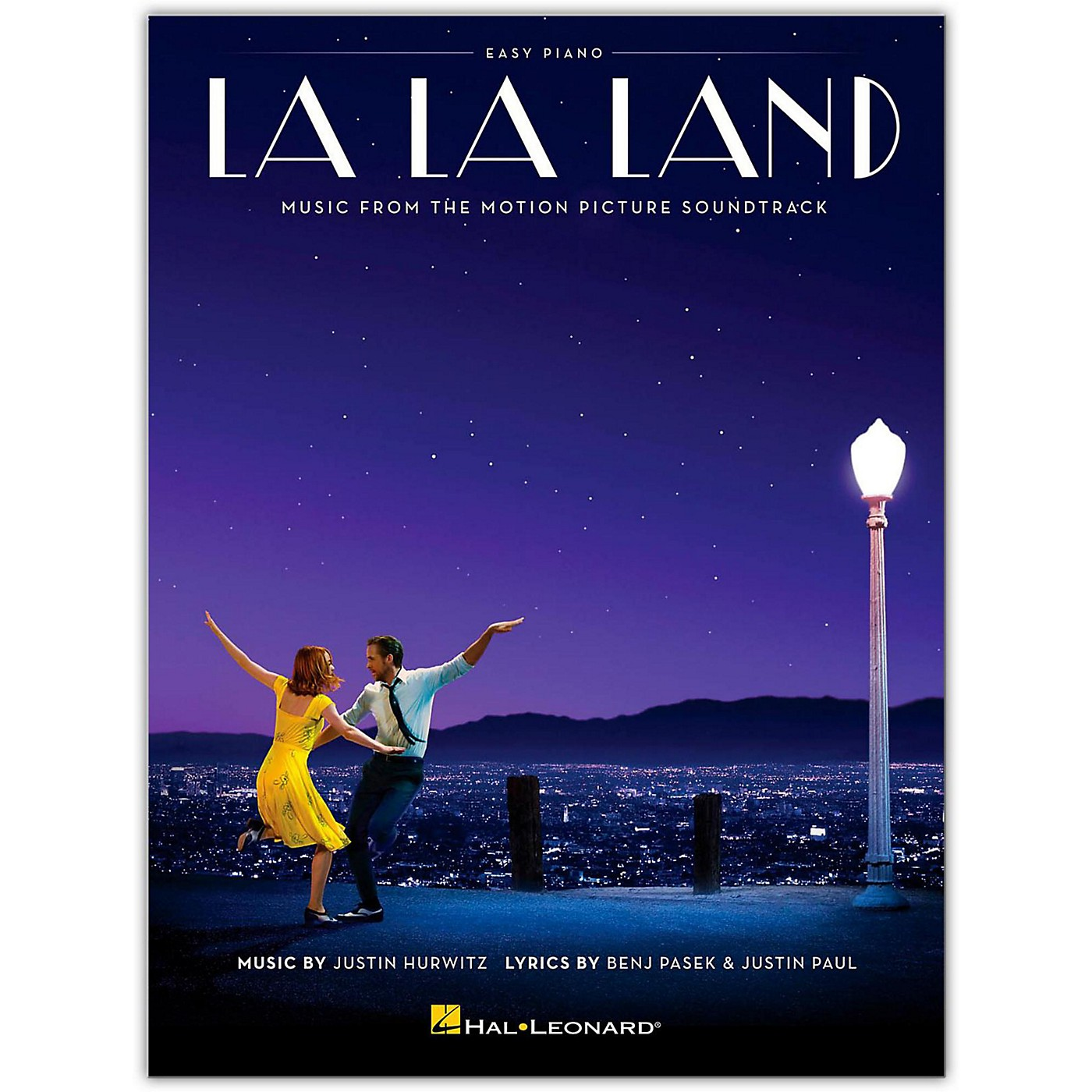 Hal Leonard La La Land - Music from the Motion Picture Soundtrack for Easy Piano thumbnail