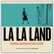 La La Land - Original Motion Picture Score Soundtrack Vinyl 2LP