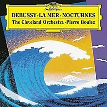 La Mer L 109 / Nocturnes L 91