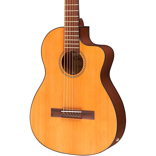 Cordoba La Playa Travel Half-Size Acoustic-Electric Steel String Guitar thumbnail