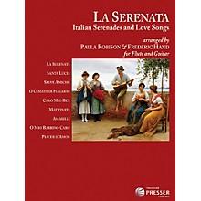 Carl Fischer La Serenata: Italian Serenades and Love Songs - Flute and Guitar