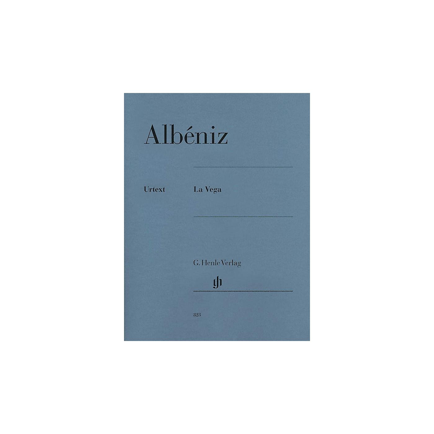 G. Henle Verlag La Vega (Study Score) Henle Music Folios Series Softcover thumbnail