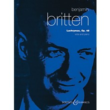 Boosey and Hawkes Lachrymae, Op. 48 Boosey & Hawkes Chamber Music Series Composed by Benjamin Britten