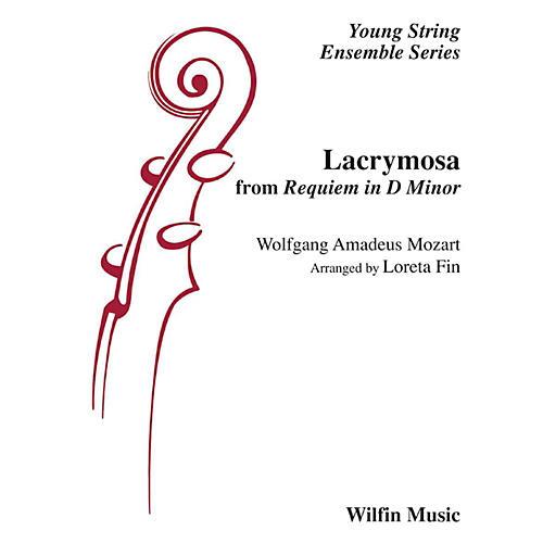 Wilfin Music Lacrymosa String Orchestra Grade 3.5 thumbnail