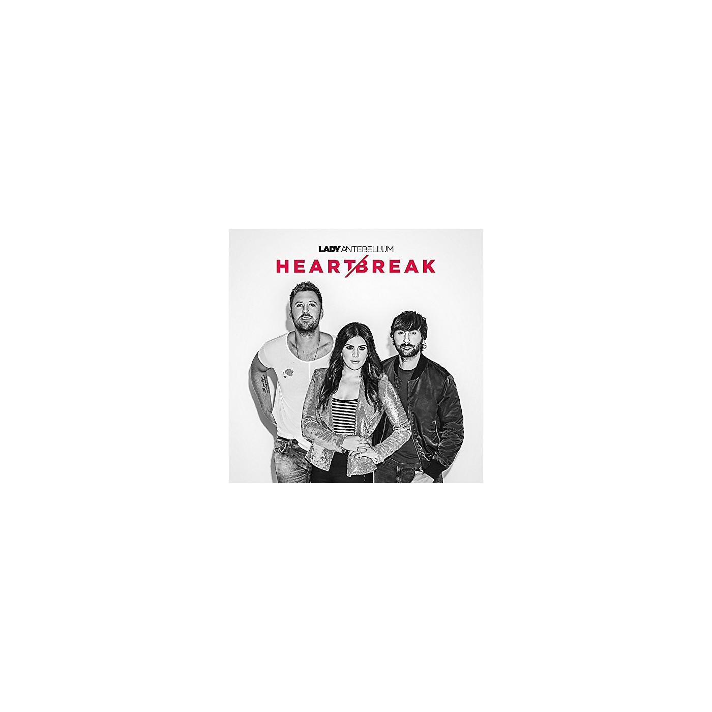 Alliance Lady Antebellum - Heart Break thumbnail