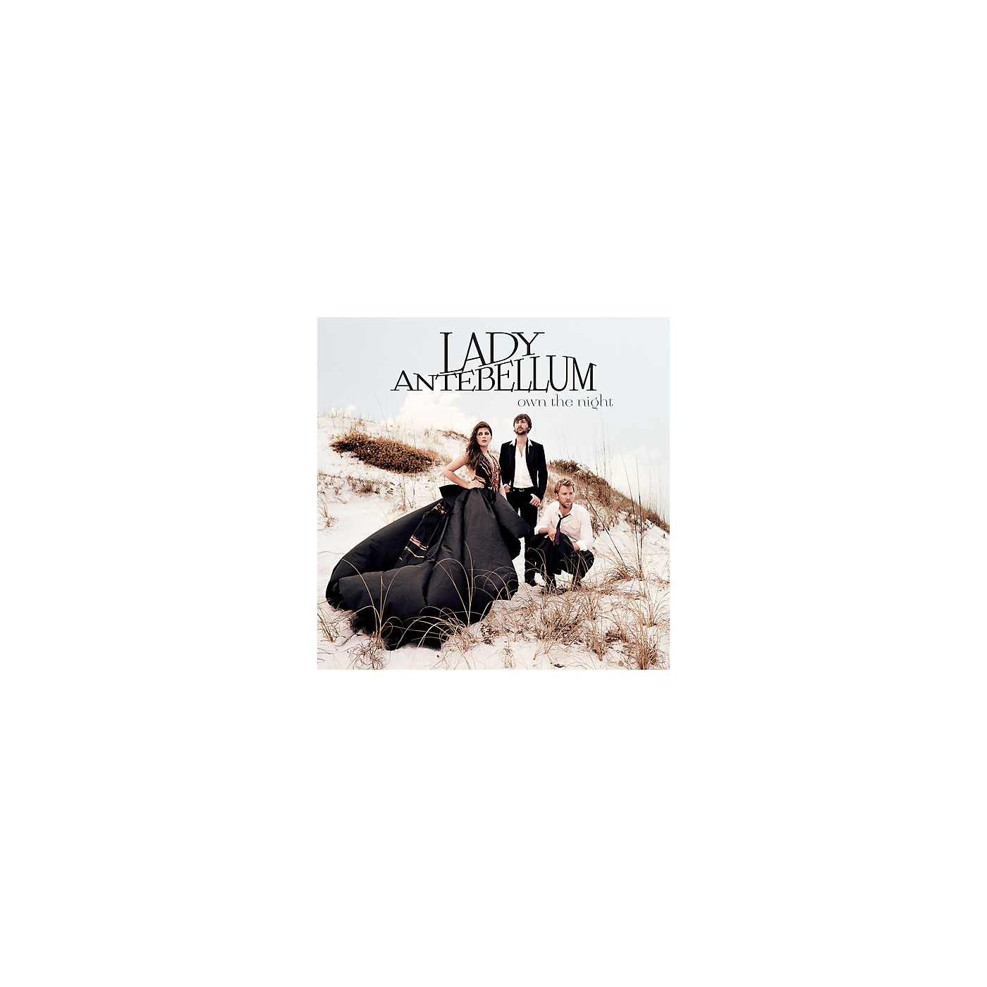 Alliance Lady Antebellum - Own the Night (CD) thumbnail