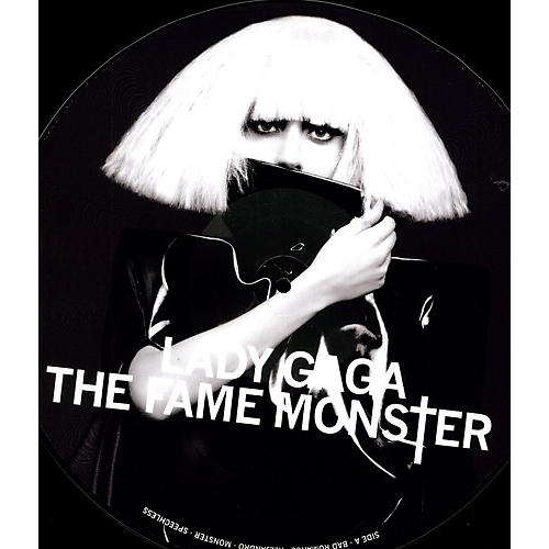 Alliance Lady Gaga - Fame Monster (Picture Disc) thumbnail