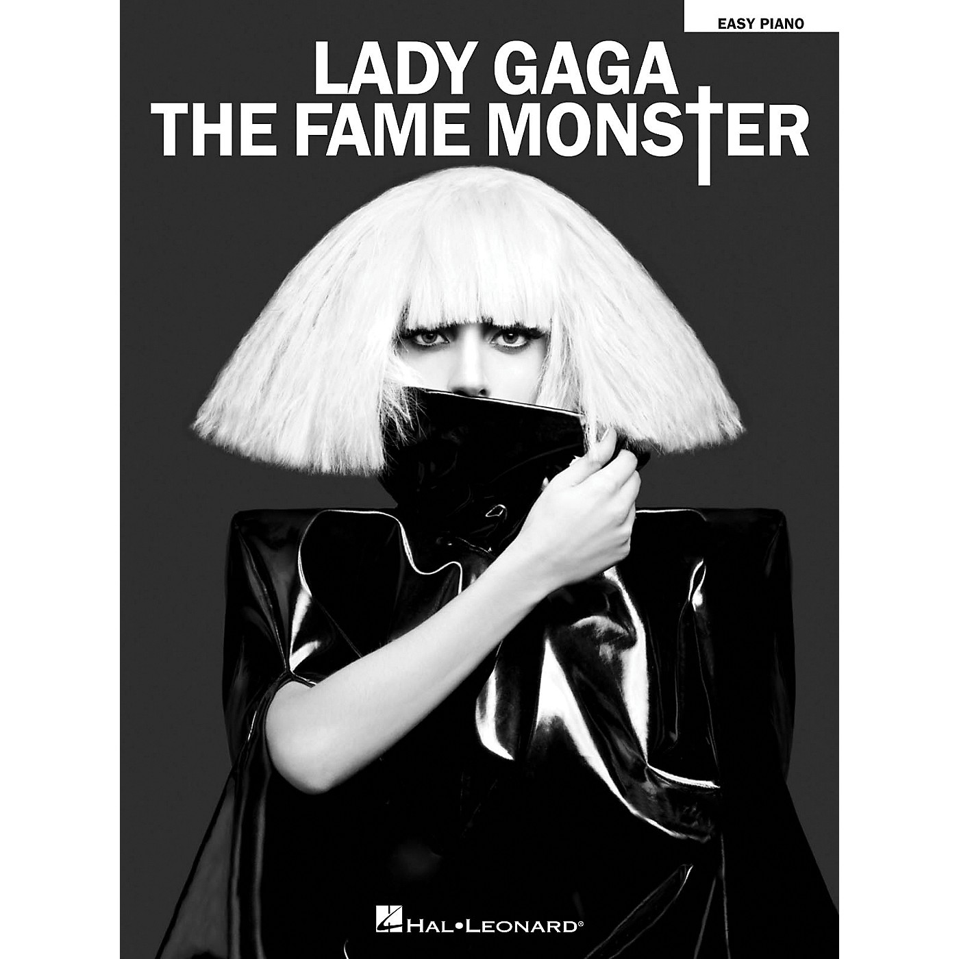 Hal Leonard Lady Gaga - The Fame Monster for Easy Piano thumbnail