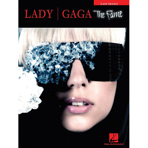 Hal Leonard Lady Gaga - The Fame for Easy Piano thumbnail