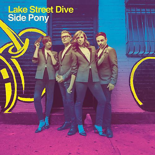 Alliance Lake Street Dive - Side Pony thumbnail