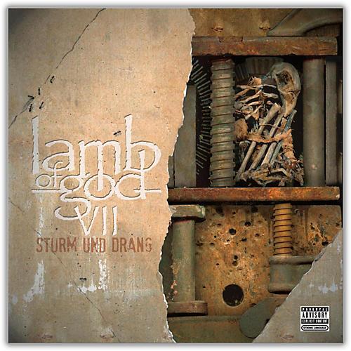 Sony Lamb of God - VII: Sturm Und Drang Vinyl LP thumbnail