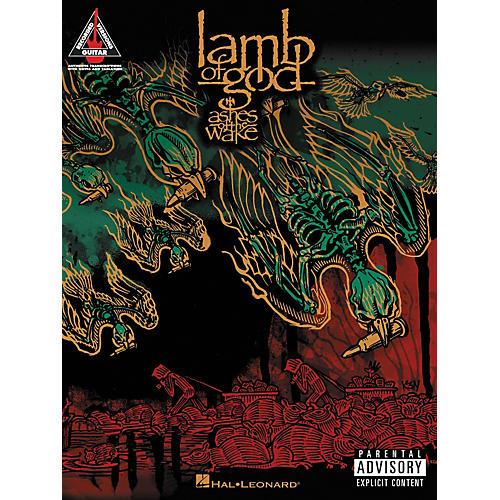 Hal Leonard Lamb of God Ashes of the Wake Guitar Tab Songbook thumbnail