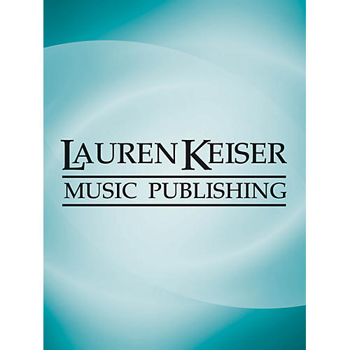 Lauren Keiser Music Publishing Lament for Oboe and String Orchestra - Score and Parts LKM Music Series Softcover by Emma Lou Diemer thumbnail