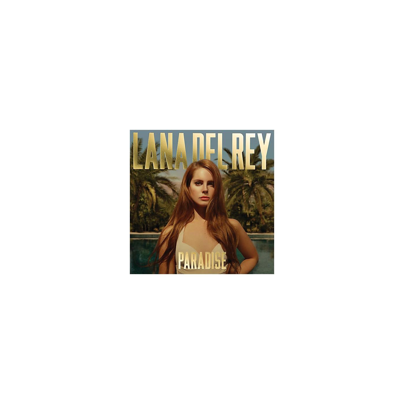 Alliance Lana Del Rey - Paradise thumbnail