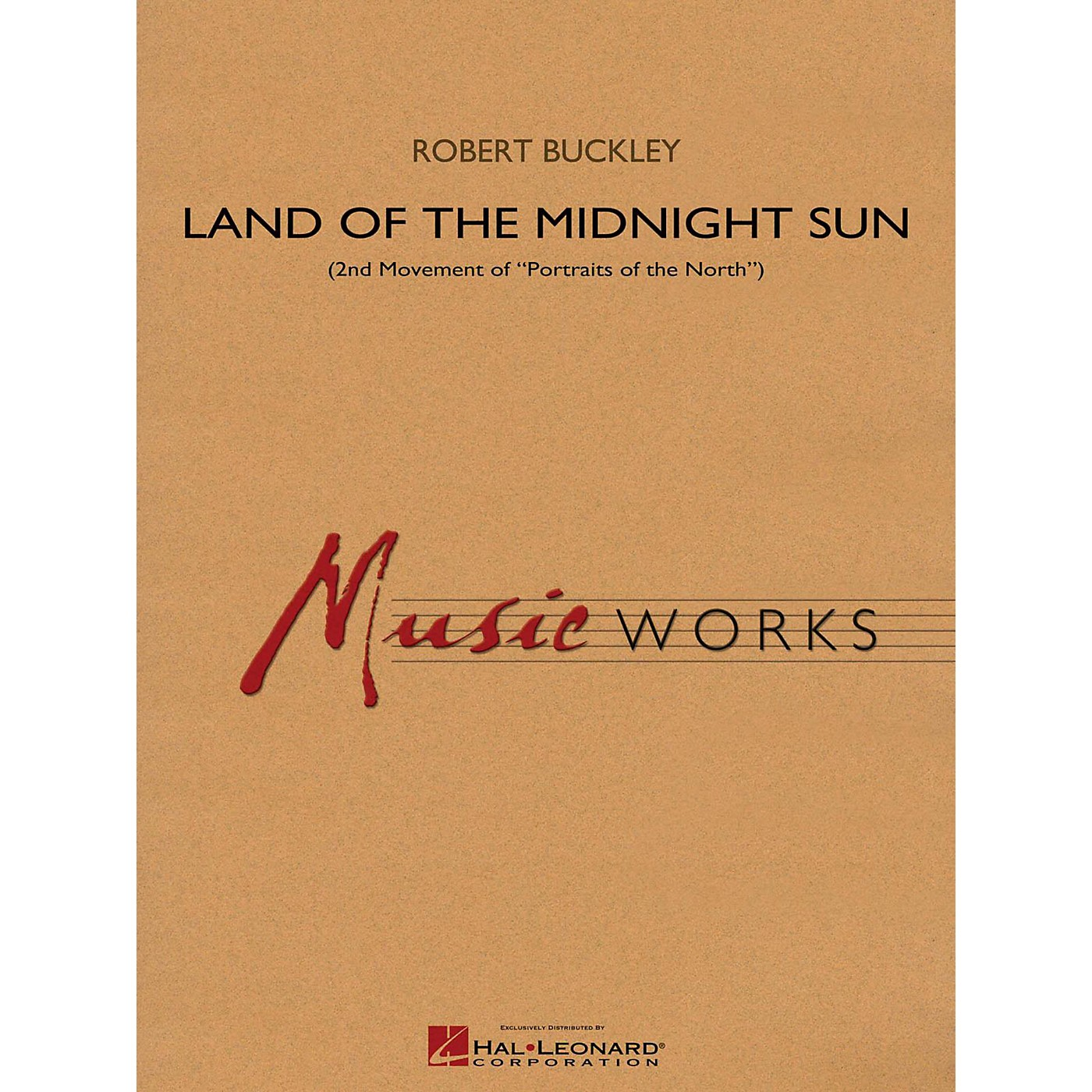 Hal Leonard Land Of The Midnight Sun (Second Movement of Portraits of the North) Concert Band Level 4 thumbnail