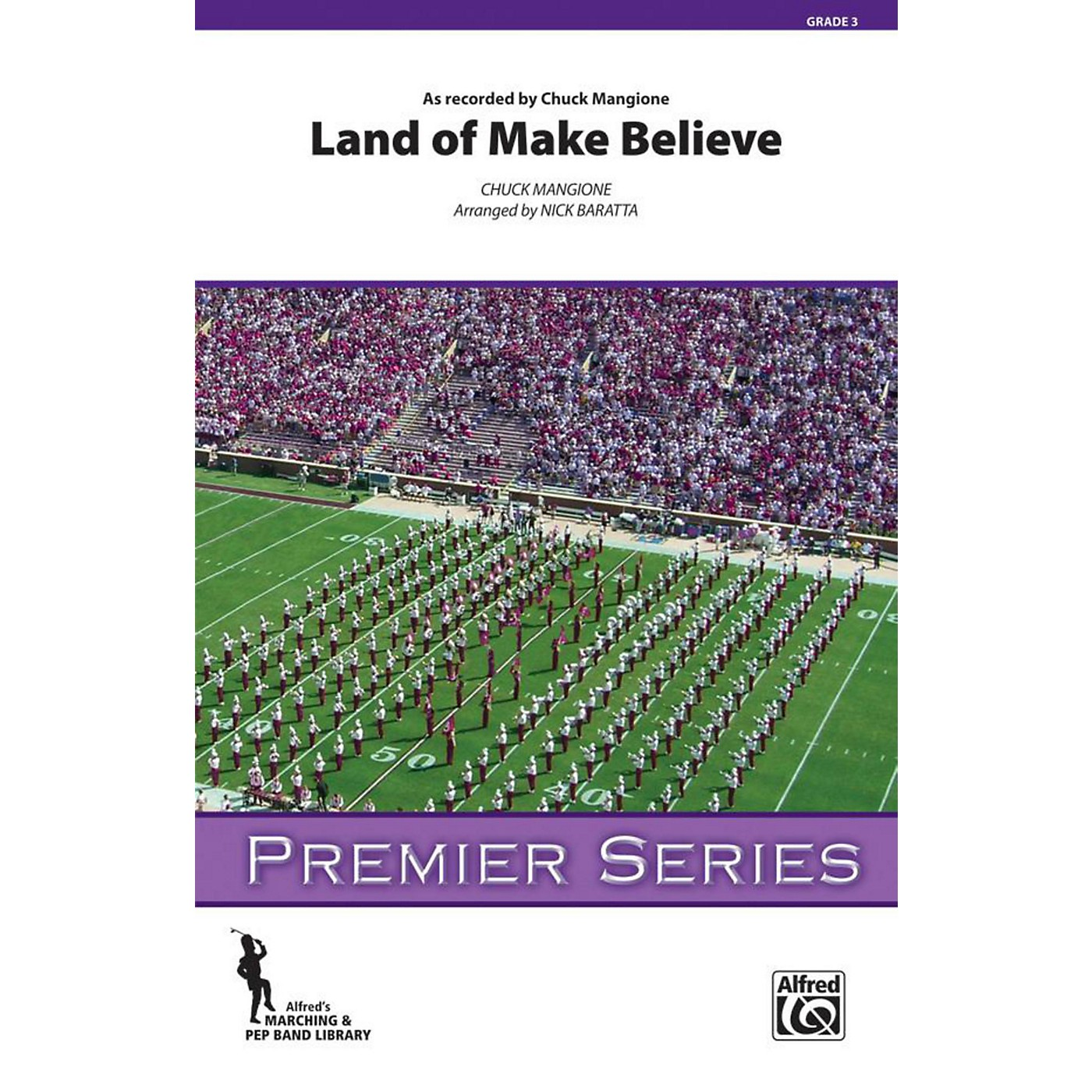 Alfred Land of Make Believe Grade 3 (Medium) thumbnail