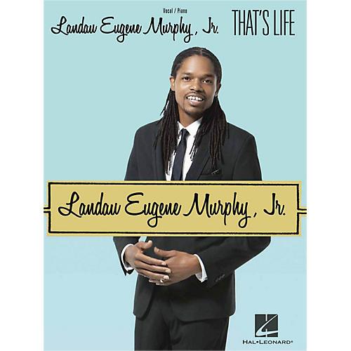 Hal Leonard Landau Eugene Murphy, Jr. - That's Life Vocal/Piano Songbook thumbnail
