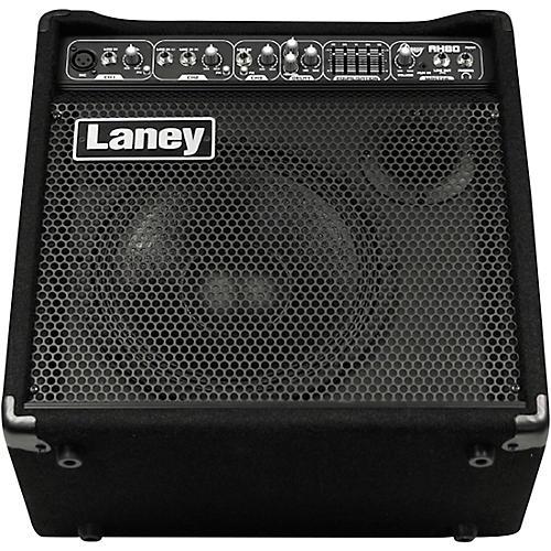 Laney Laney AH80 Audio Hub 3 Channel Multi-Input Combo. 80W w/5-Band Master EQ & Digital Delay thumbnail