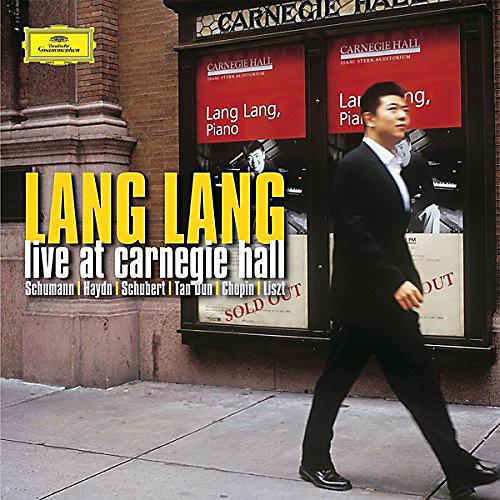 Alliance Lang Lang - Live at Carnegie Hall thumbnail