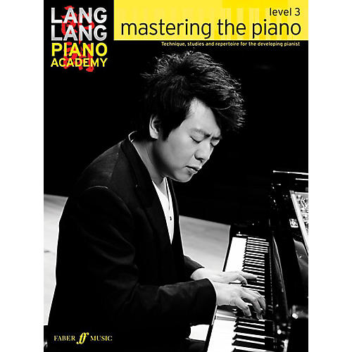 Faber Music LTD Lang Lang Piano Academy: Mastering the Piano Level 3 Book thumbnail