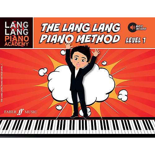 Faber Music LTD Lang Lang Piano Academy: The Lang Lang Piano Method, Level 1 Book & Downloadable Audio Early Elementary thumbnail