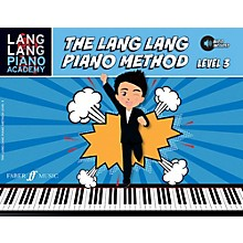 Faber Music LTD Lang Lang Piano Academy: The Lang Lang Piano Method, Level 3 Book & Downloadable Audio Late Elementary