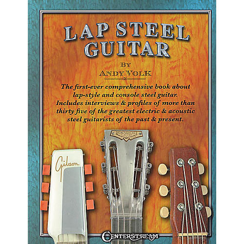 Centerstream Publishing Lap Steel Guitar Book thumbnail