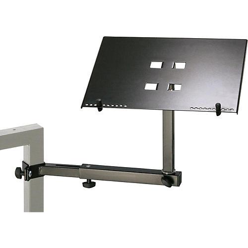 K&M Laptop Holder for Omega Keyboard Stand thumbnail