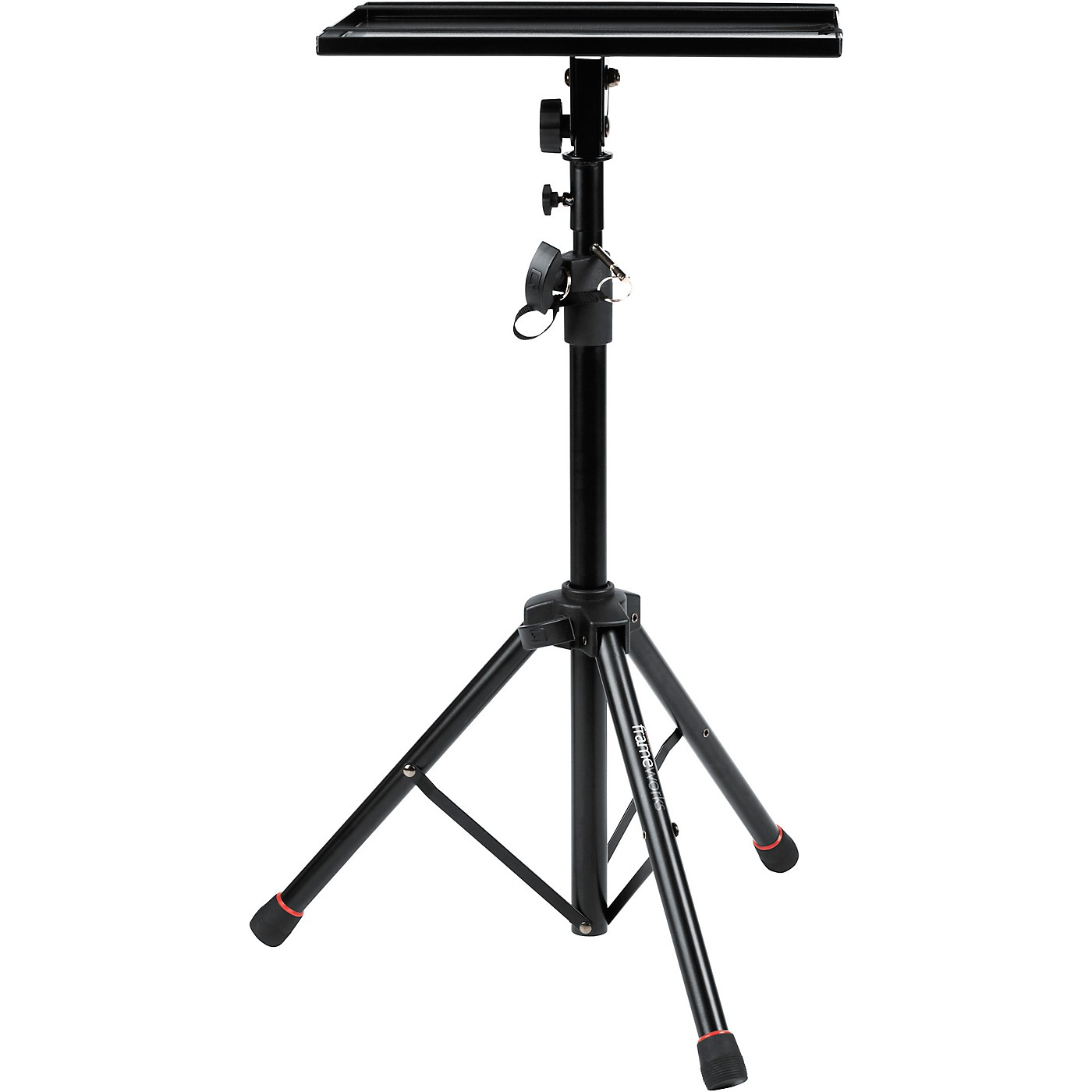 Gator Laptop & Projector Tripod Stand with Height & Tilt Adjustment thumbnail