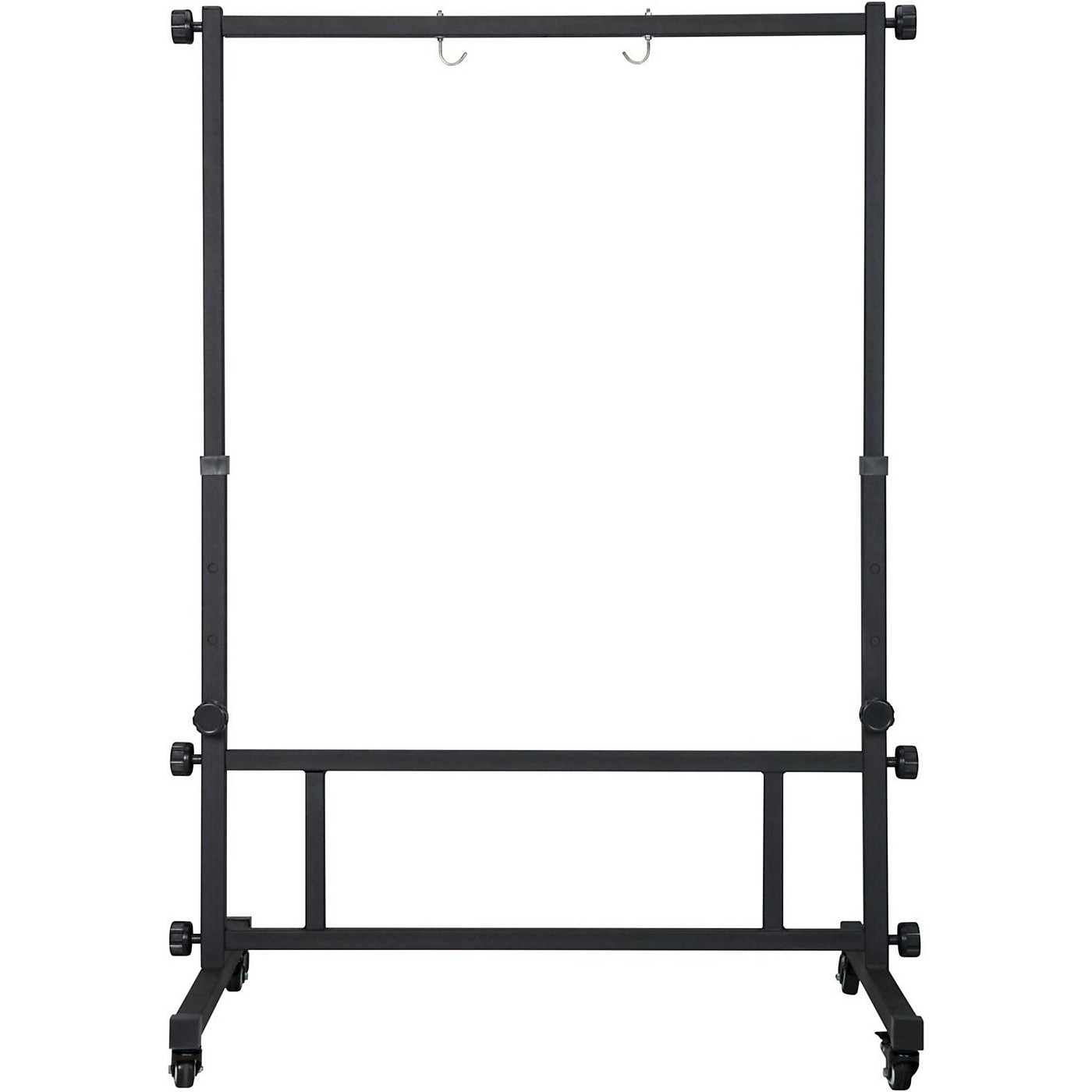 Agazarian Large Gong Stand with Wheels thumbnail