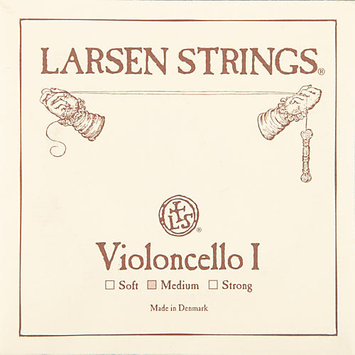 Larsen Strings Larsen Cello String A thumbnail