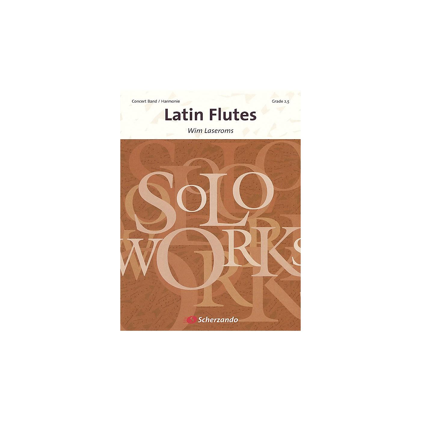 De Haske Music Latin Flutes Concert Band thumbnail