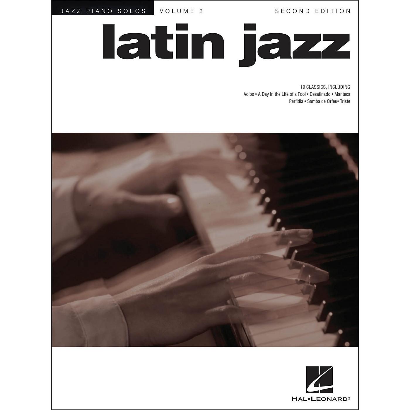 Hal Leonard Latin Jazz Piano Solo thumbnail