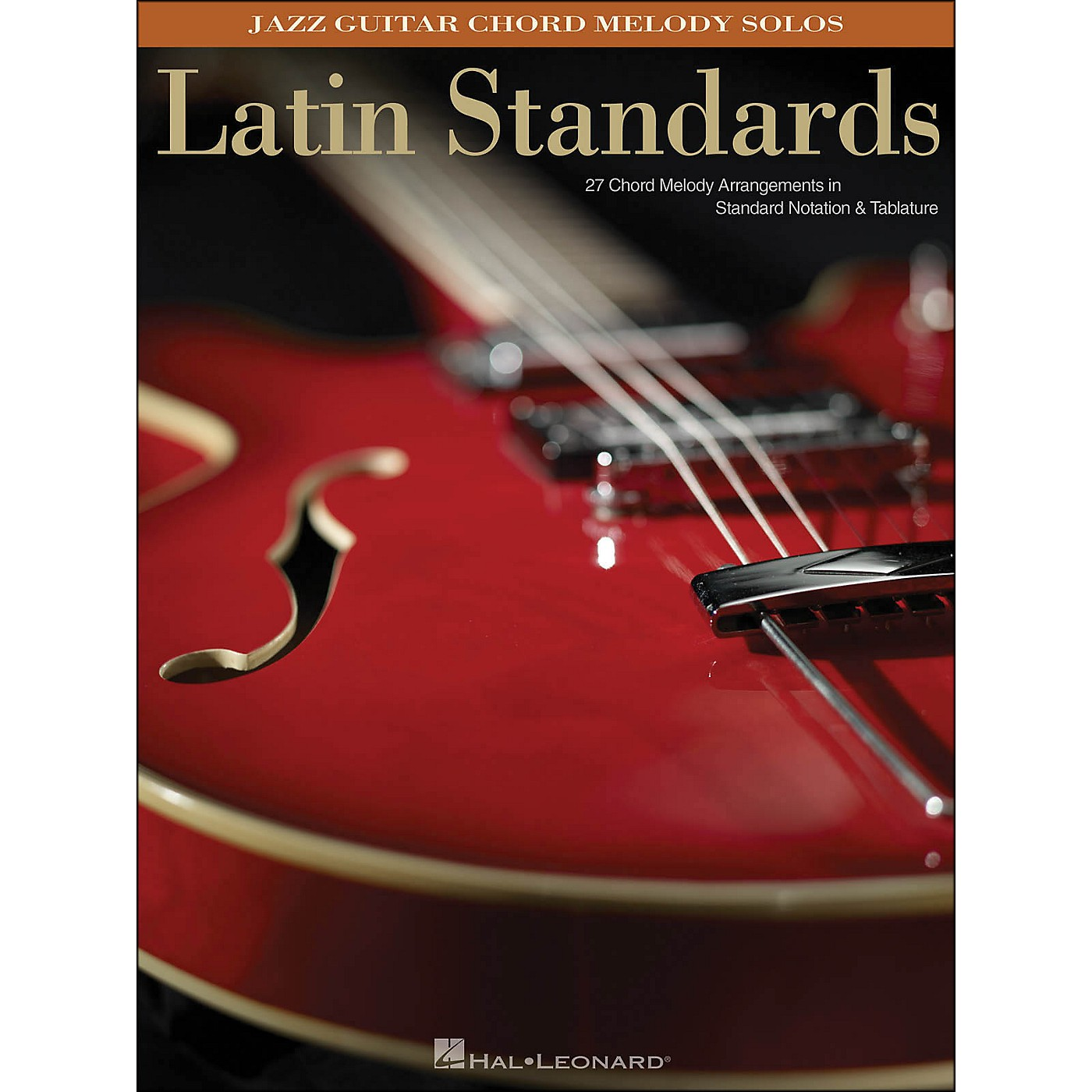 Hal Leonard Latin Standards - Jazz Guitar Chord Melody Solos thumbnail
