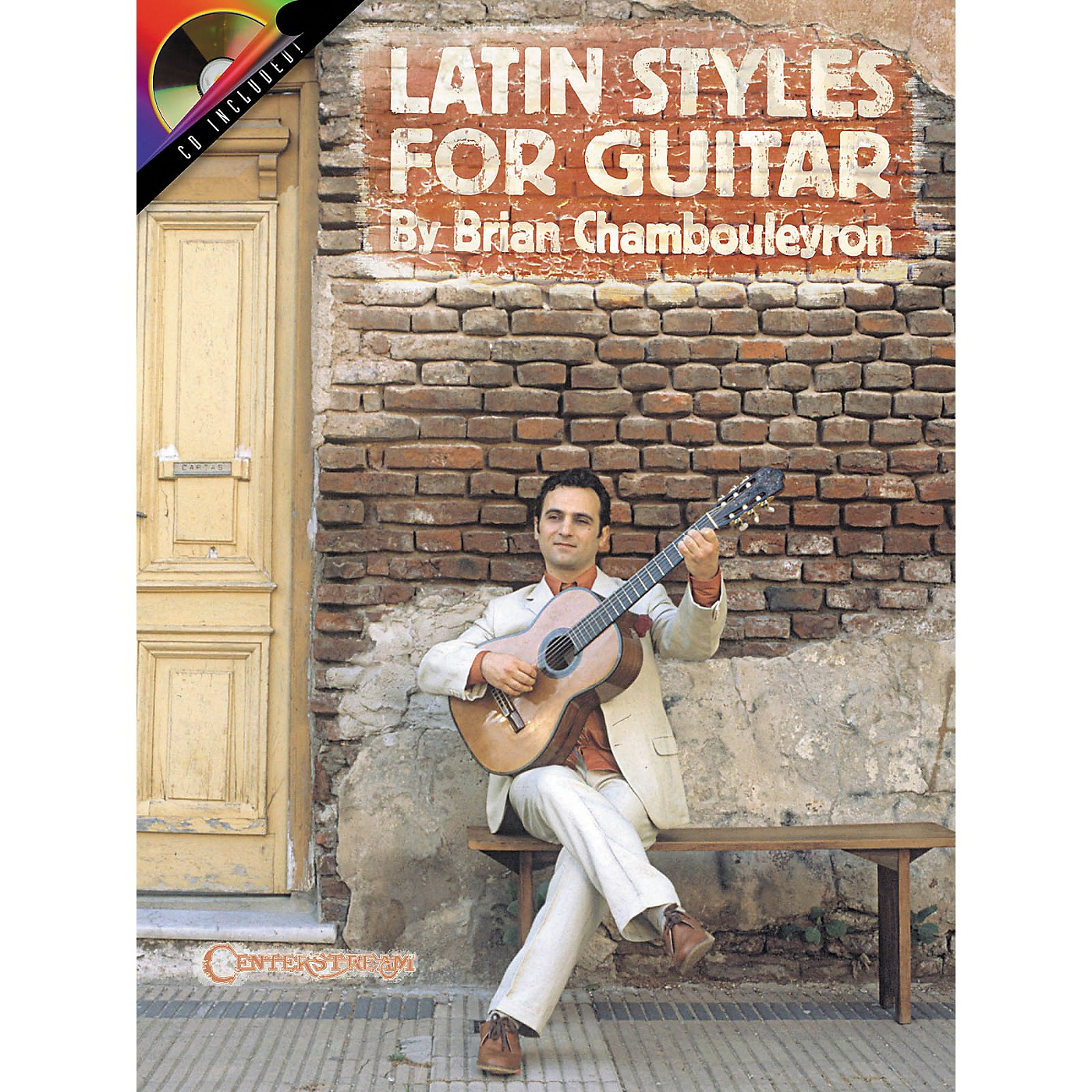 Hal Leonard Latin Styles For Guitar Book and CD thumbnail
