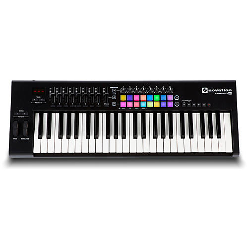 Novation Launchkey 49 MIDI Controller thumbnail