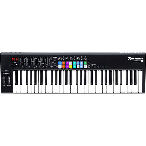 Novation Launchkey 61 MIDI Controller thumbnail