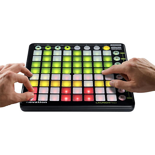 Novation Launchpad Control Surface for Ableton Live-thumbnail