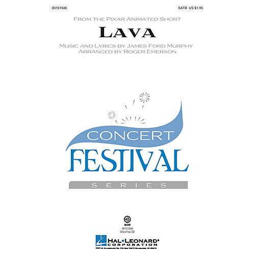 Hal Leonard Lava ShowTrax CD Arranged by Roger Emerson thumbnail