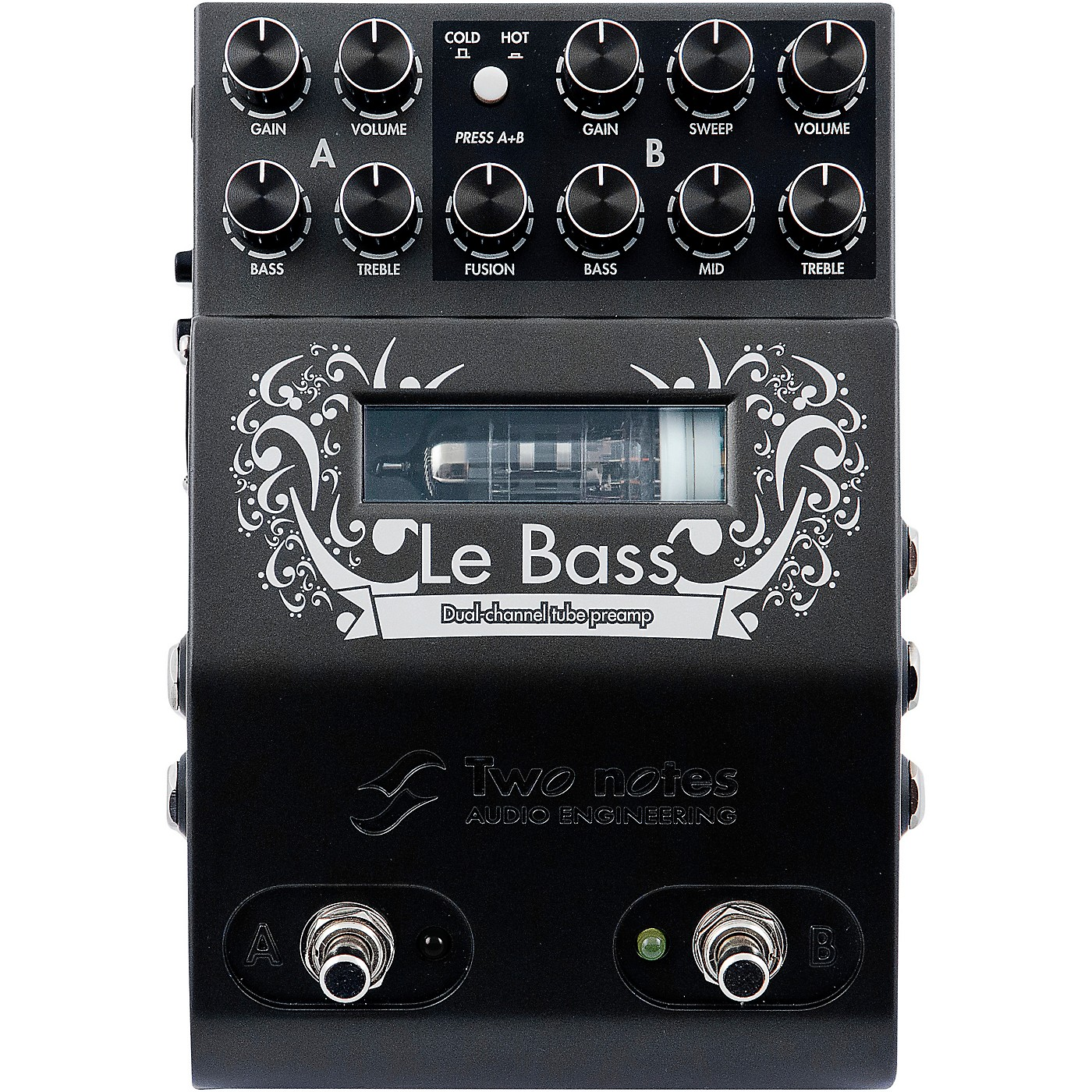 Two Notes Audio Engineering Le Bass Preamp Bass Effects Pedal thumbnail