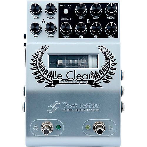 Two Notes Audio Engineering Le Clean Preamp Effects Pedal thumbnail